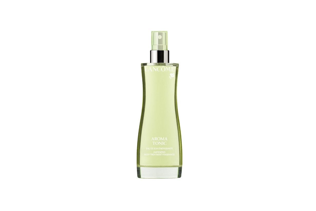 Come preparare un bagno rilassante con prodotti beauty: Lancôme Aroma Tonic Eau de Soin