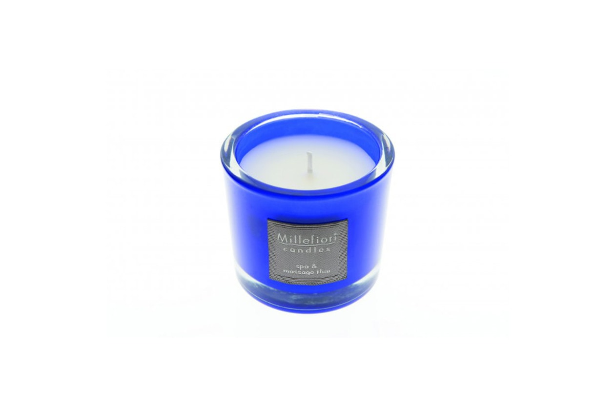 Come preparare un bagno rilassante con prodotti beauty: Millefiori Candles Spa & Massage Thai