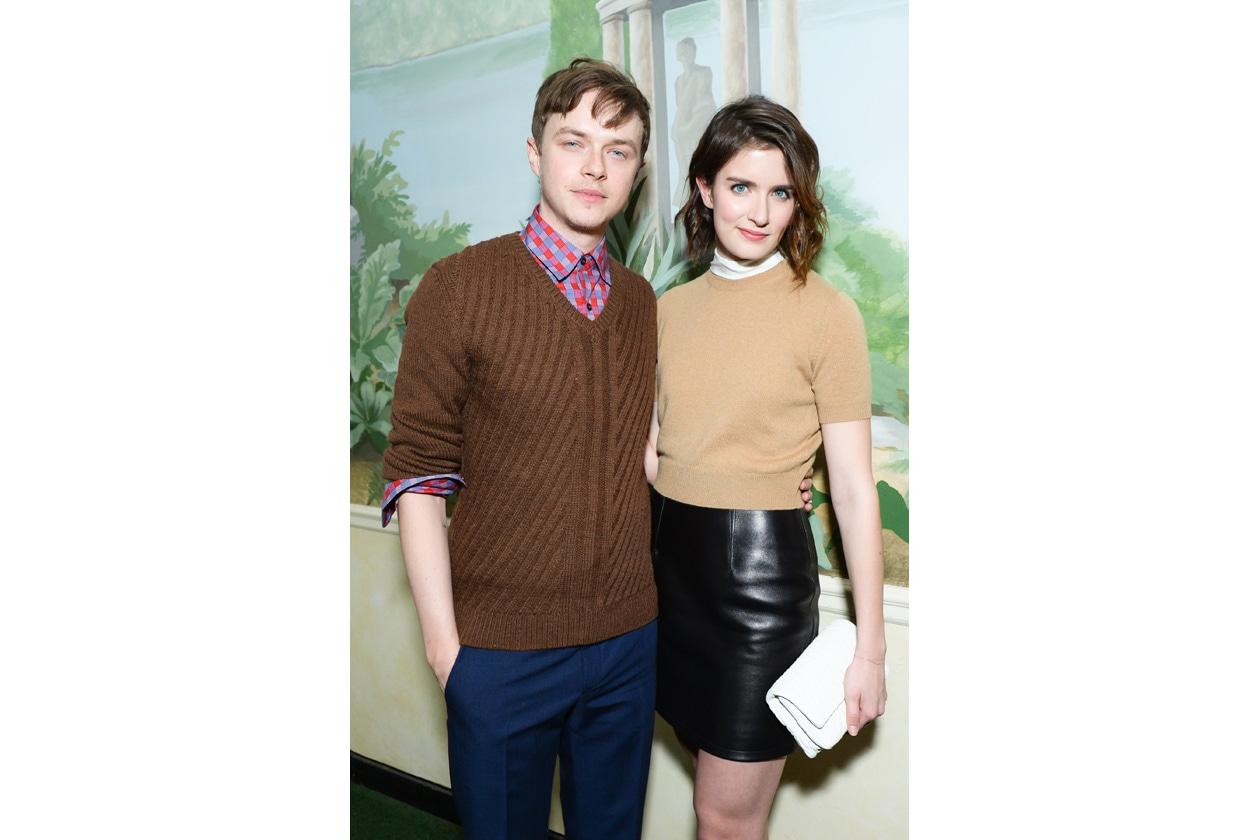 Dane and Anna Wood Dehaan BFA