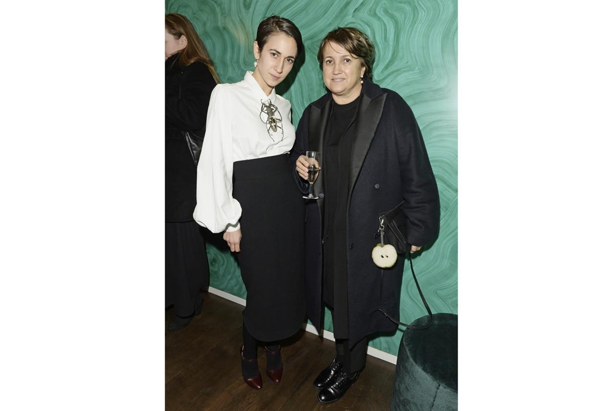 Delfina Delettrez & Silvia Venturini Fendi