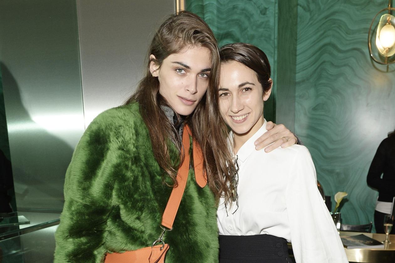 Elisa Sednaoui & Delfina Delettrez