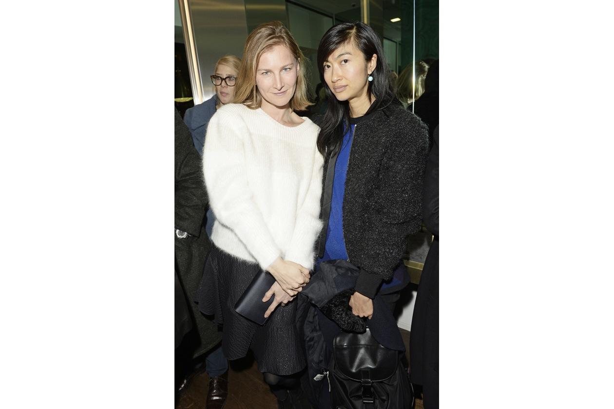 Elizabeth Von Guttman & Mimi Xu
