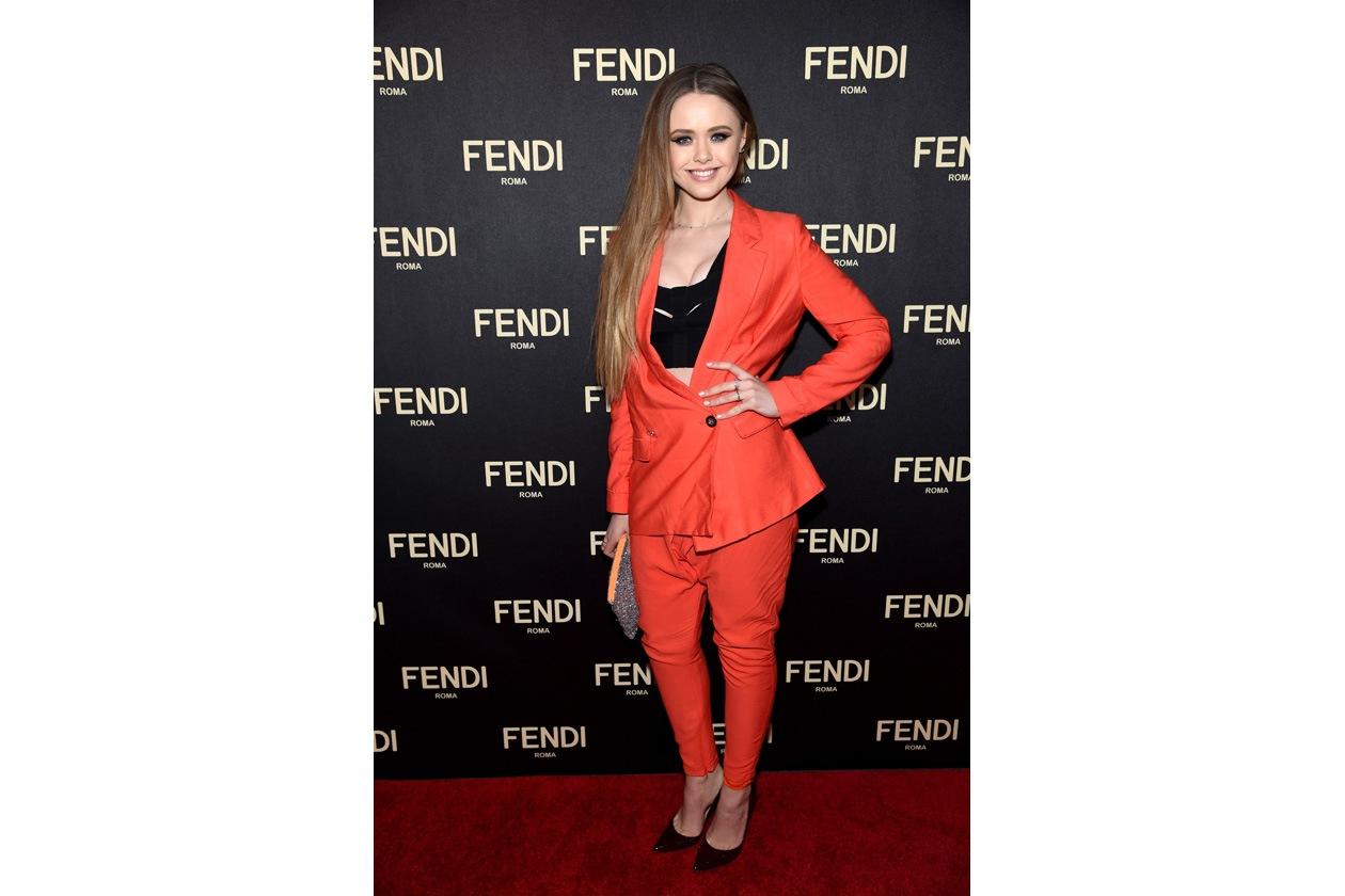 FENDI celebrates the opening of the New York