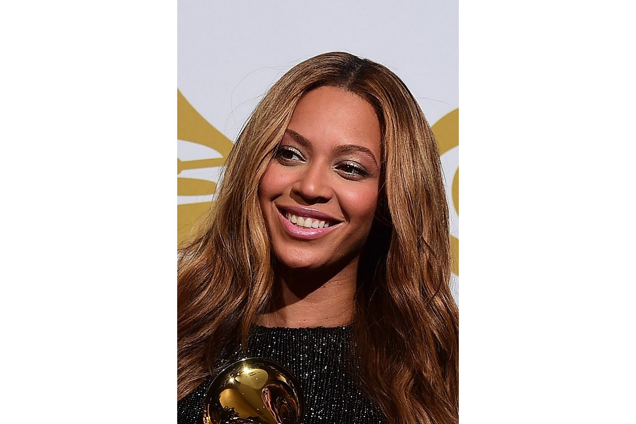 GRAMMY BEAUTY LOOK: Beyoncé
