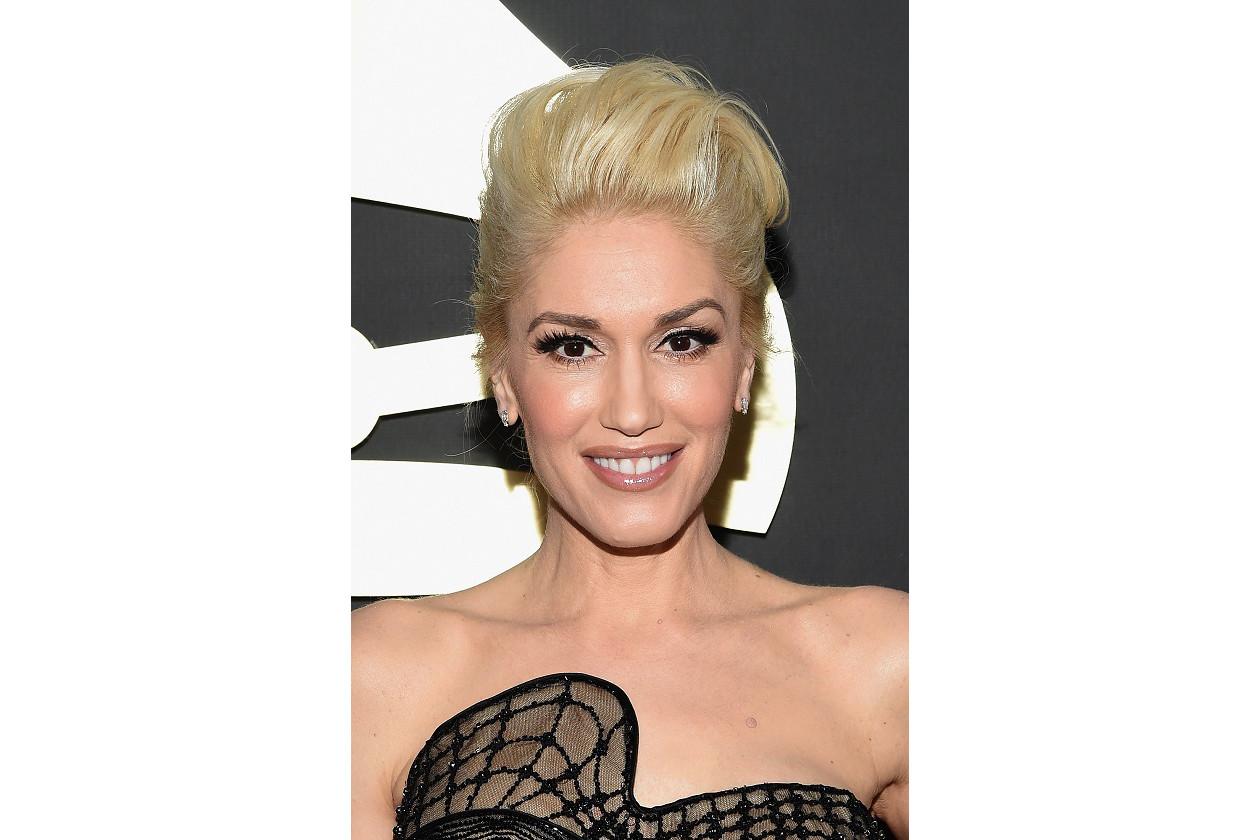 GRAMMY BEAUTY LOOK: Gwen Stefani