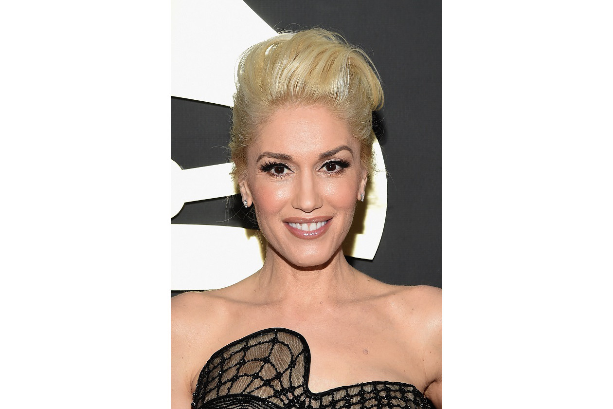 GRAMMY BEAUTY LOOK: Gwen Stefani