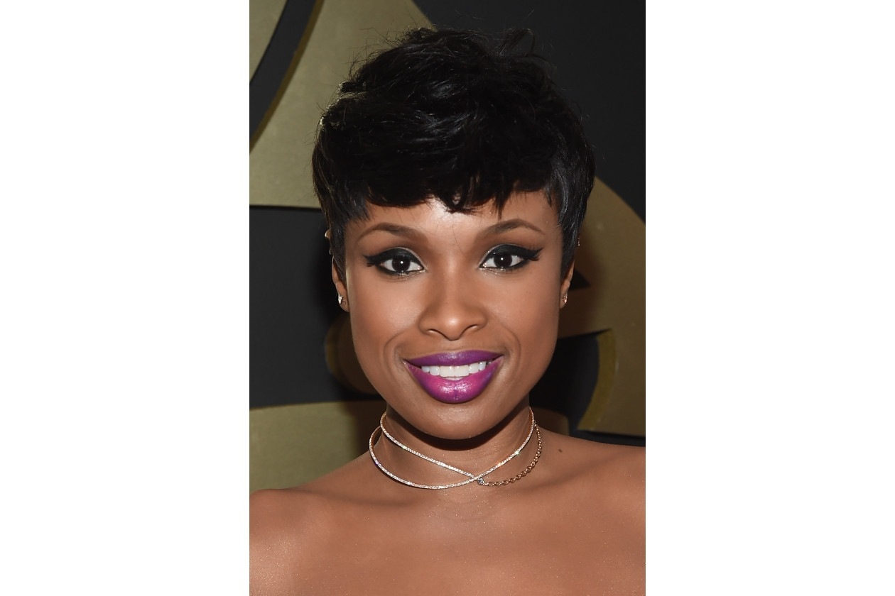GRAMMY BEAUTY LOOK: Jennifer Hudson