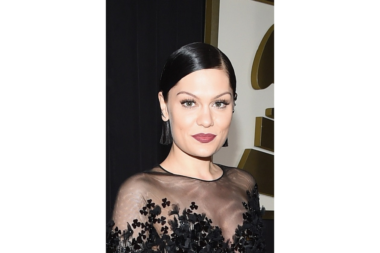 GRAMMY BEAUTY LOOK: Jessie J