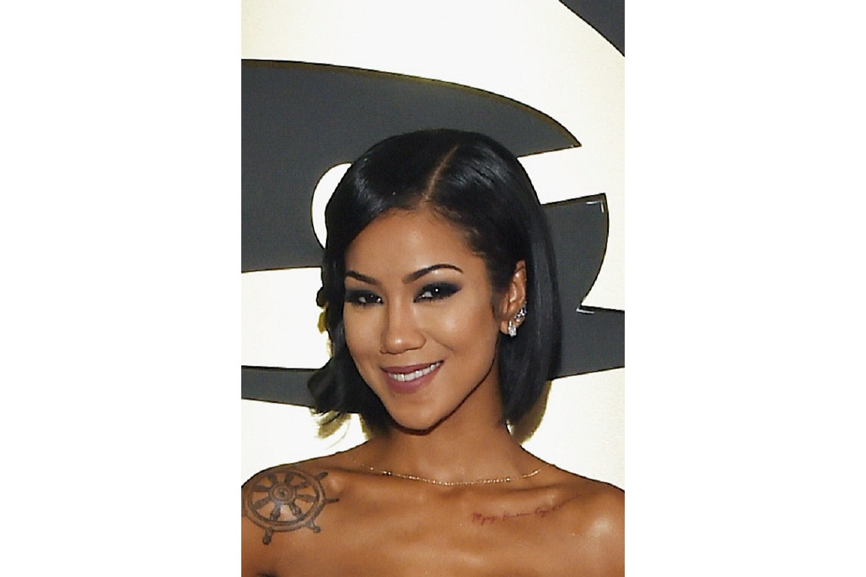 GRAMMY BEAUTY LOOK: Jhene Aiko