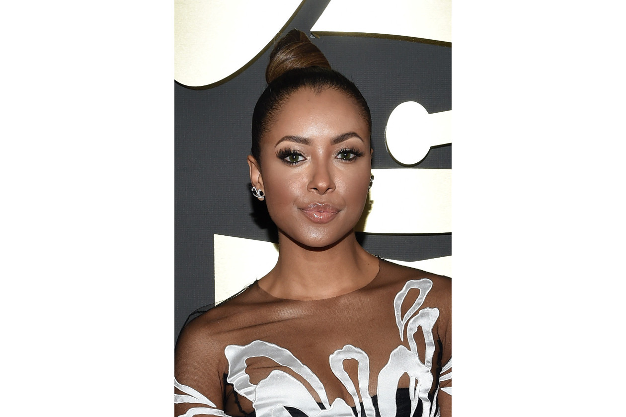 GRAMMY BEAUTY LOOK: Kat Graham