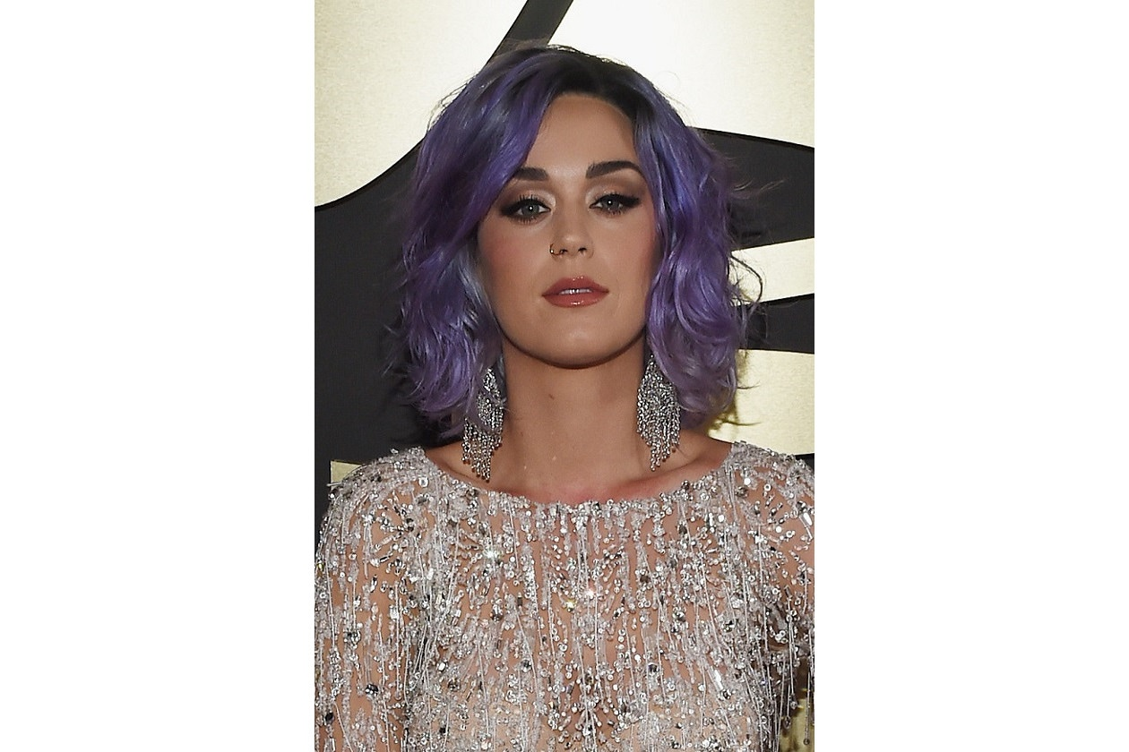 GRAMMY BEAUTY LOOK: Katy Perry