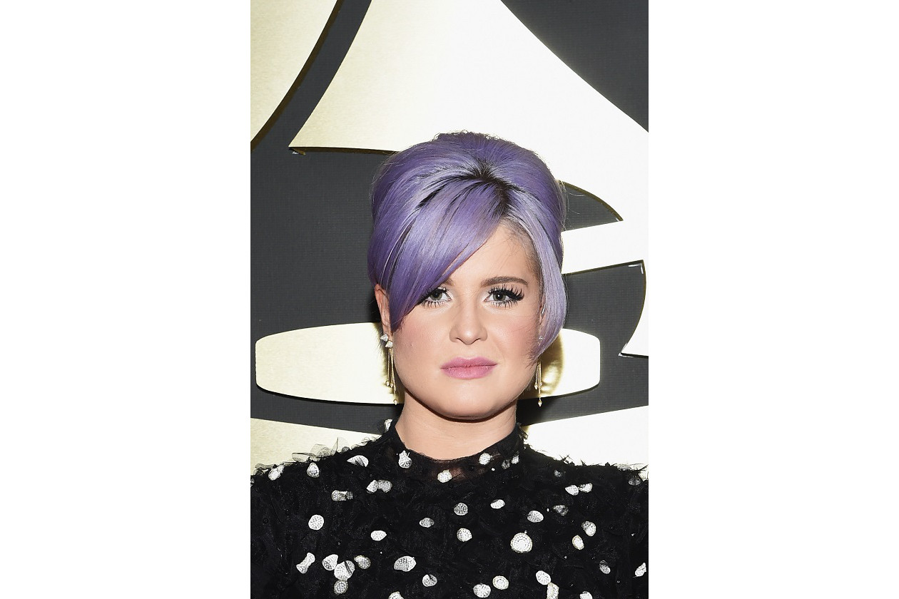 GRAMMY BEAUTY LOOK: Kelly Osbourne