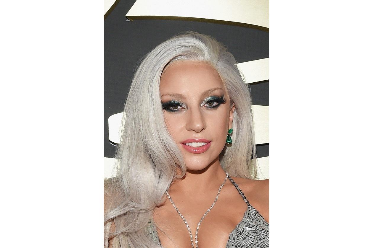 GRAMMY BEAUTY LOOK: Lady Gaga