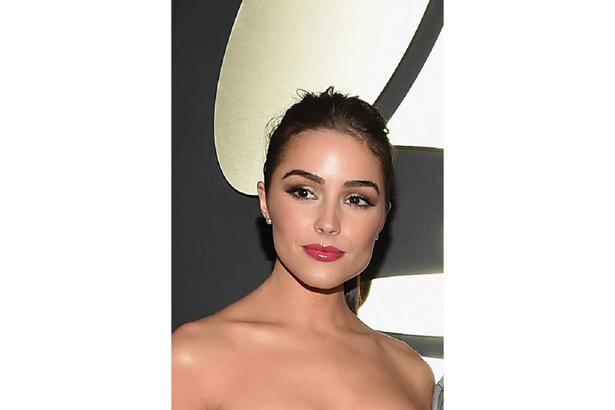 GRAMMY BEAUTY LOOK: Olivia Culpo