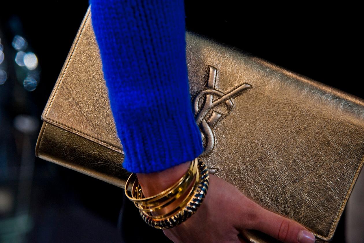 #GetOnStageYSLBeauty: YSL Gold & Blue