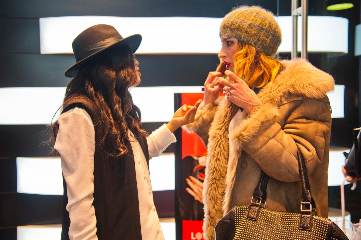 #GetOnStageYSLBeauty: fashion people
