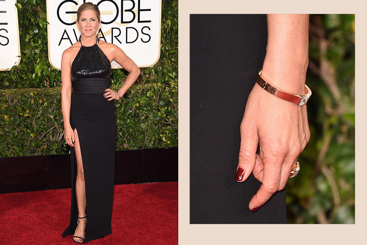 Gli smalti delle dive: Jennifer Aniston