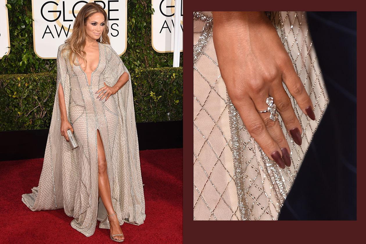 Gli smalti delle dive: Jennifer Lopez