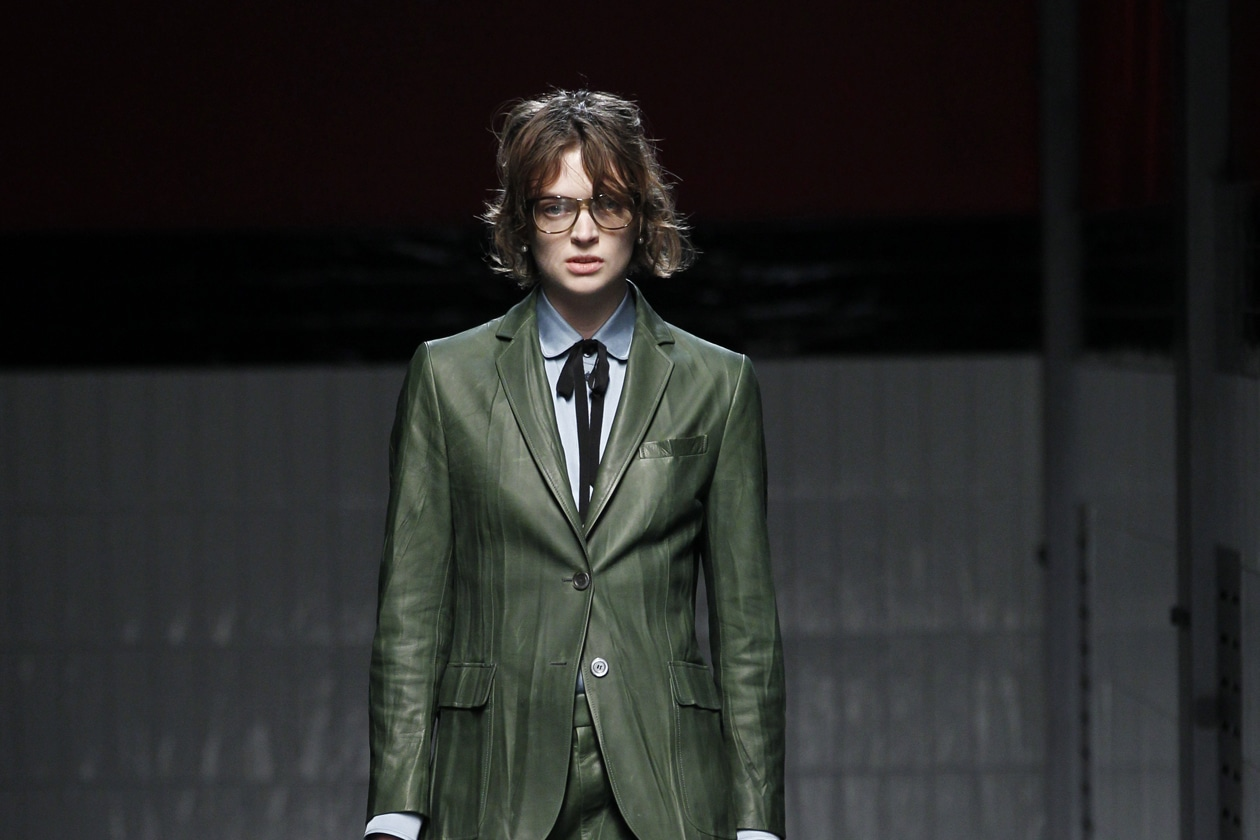 Gucci Autunno/Inverno 2015-16: wob man-like