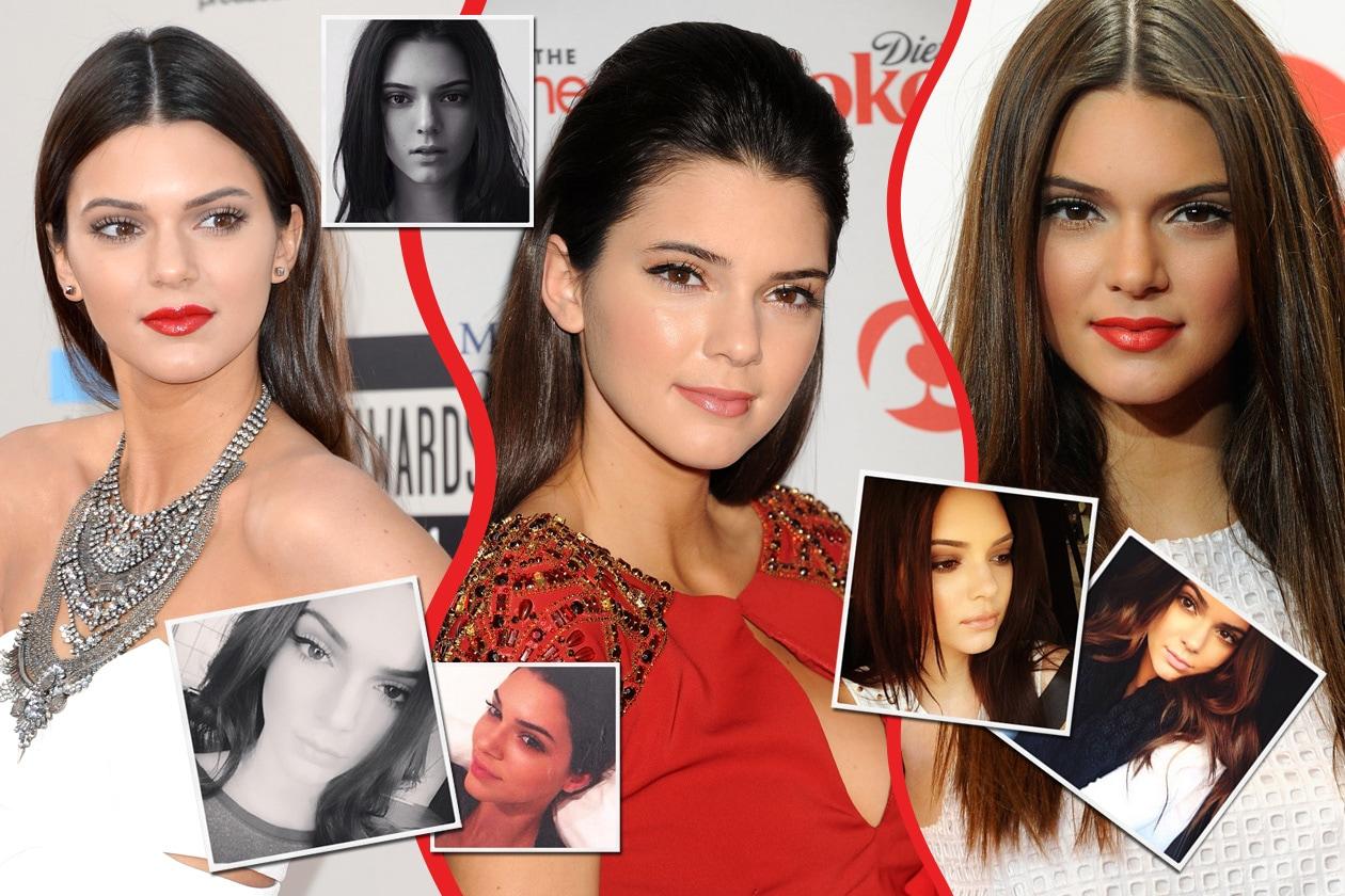 Kendall Jenner: occhi di gatto e pelle perfetta per la sorellastra delle Kardashian. Grazia.IT ha selezionato i suoi beauty look più belli