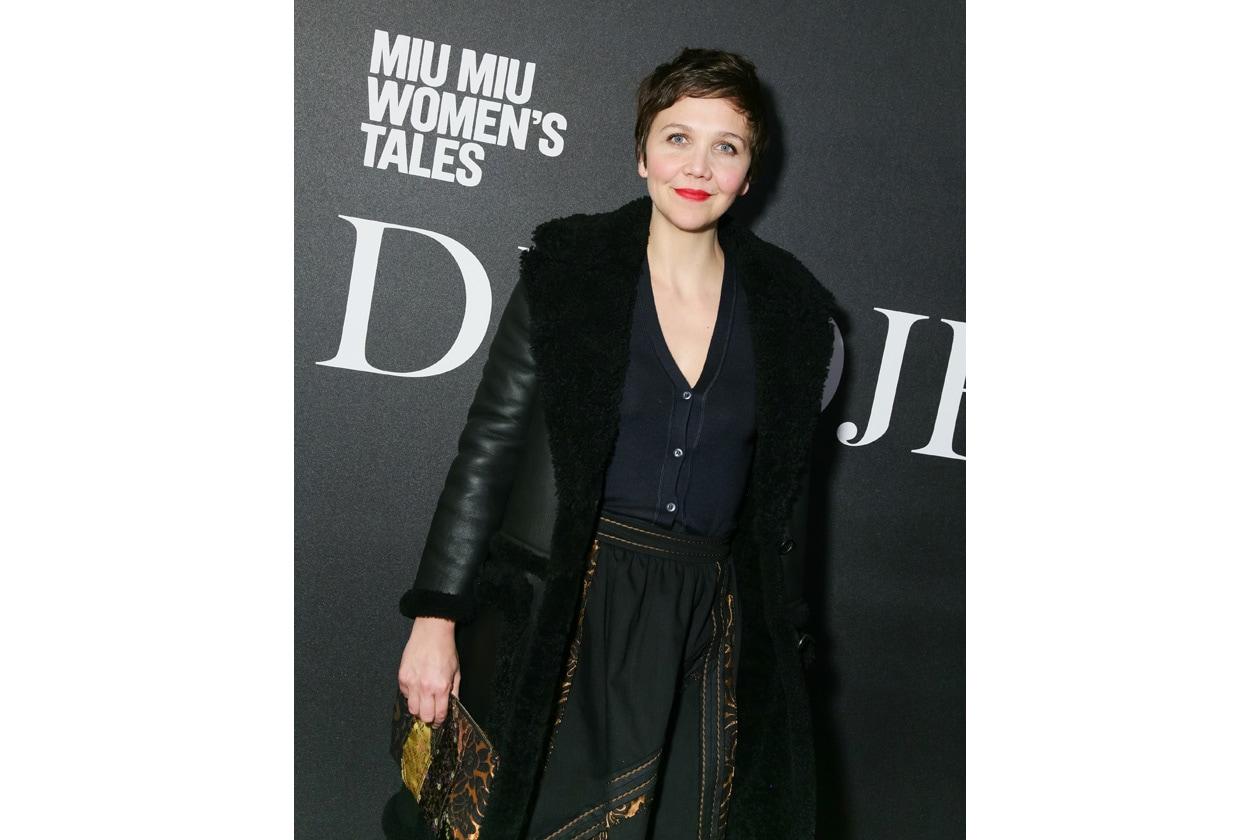 Maggie Gyllenhaal BFA