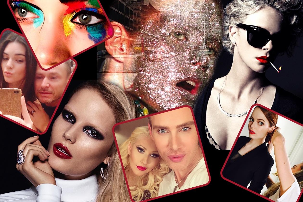 Make Up Artist su Instagram