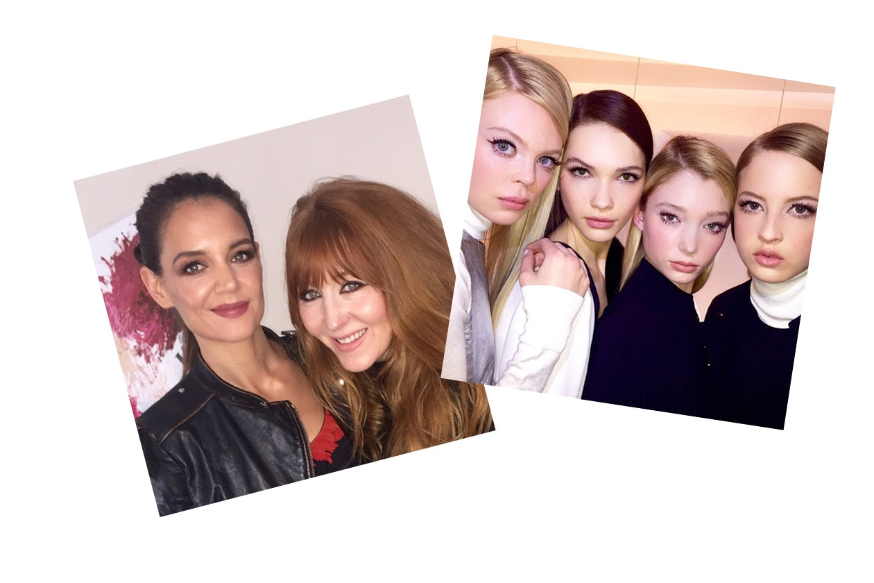 Make up artist su Instagram: Charlotte Tilbury