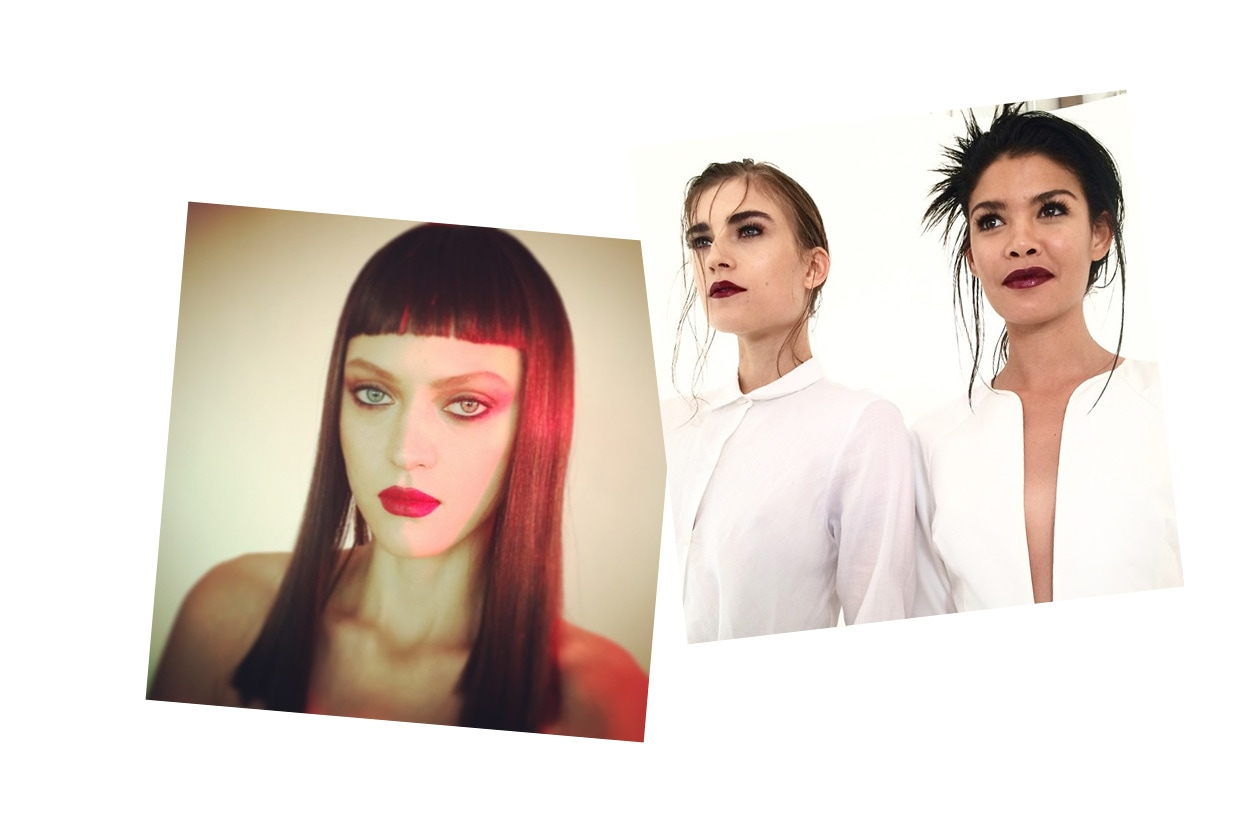 Make up artist su Instagram: Mari Shten