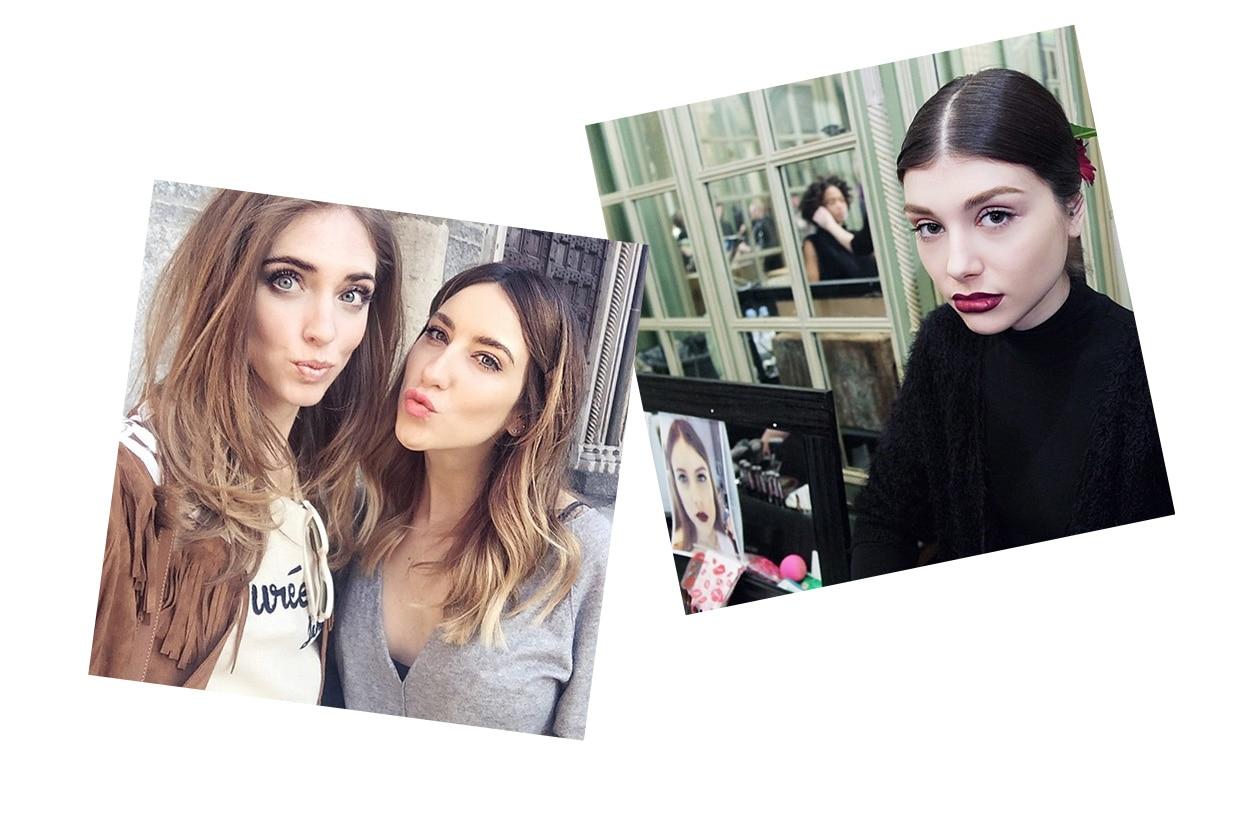 Make up artist su Instagram: Nikki De Roest