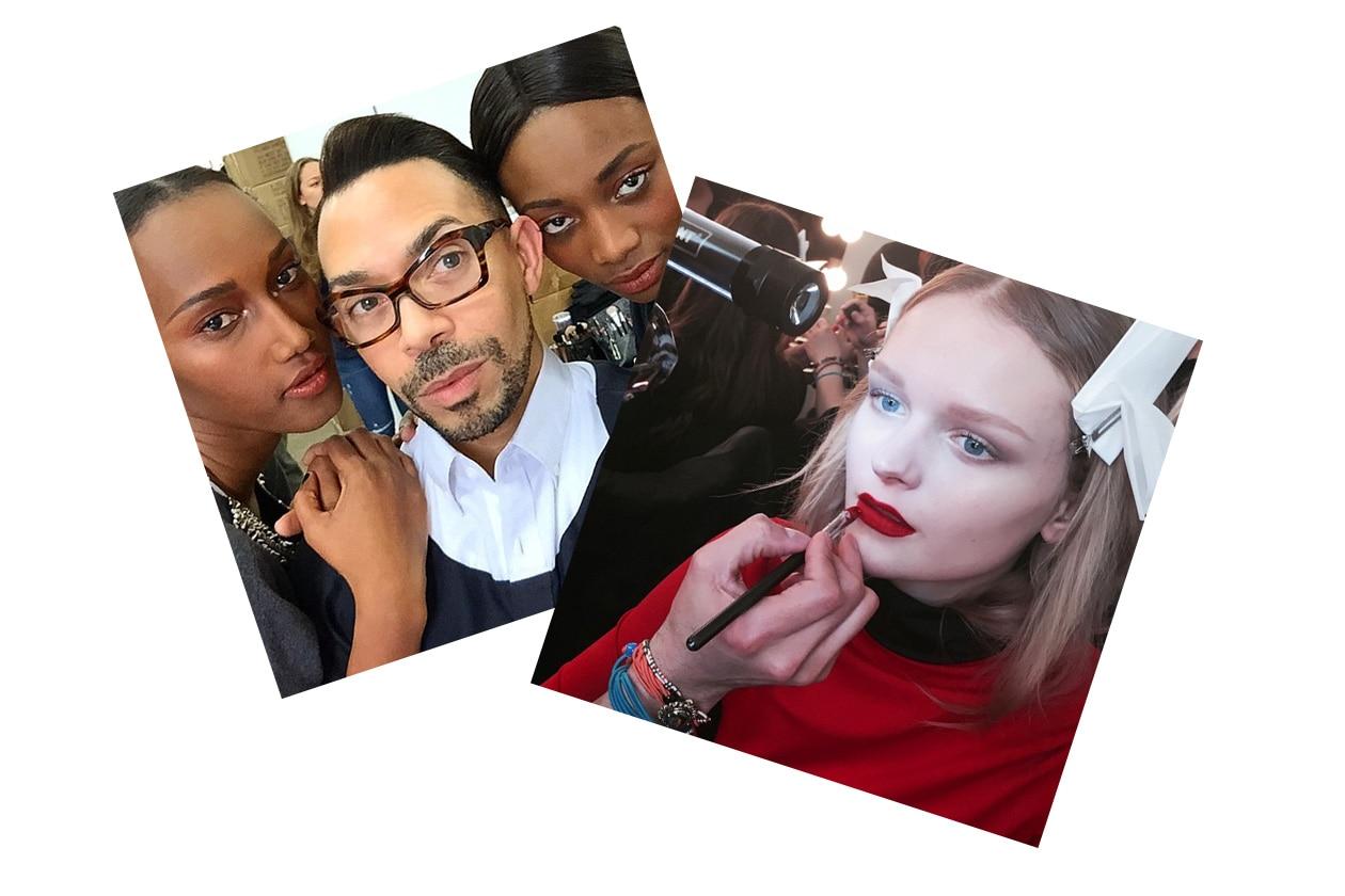 Make up artist su Instagram: Romero Jennings