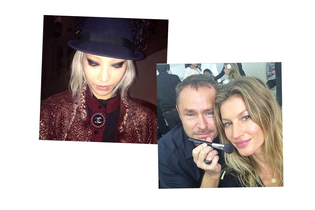 Make up artist su Instagram: Tom Pecheux