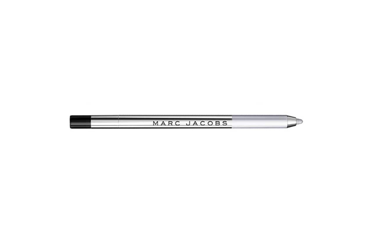 Matita occhi bianca e color burro: Marc Jacobs Beauty Highliner Gel Eye Crayon N(ice)