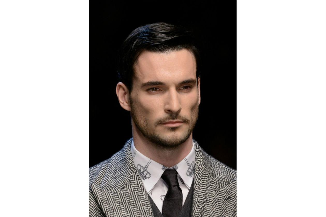 Molto elegante il mood proposto da Dolce&Gabbana
