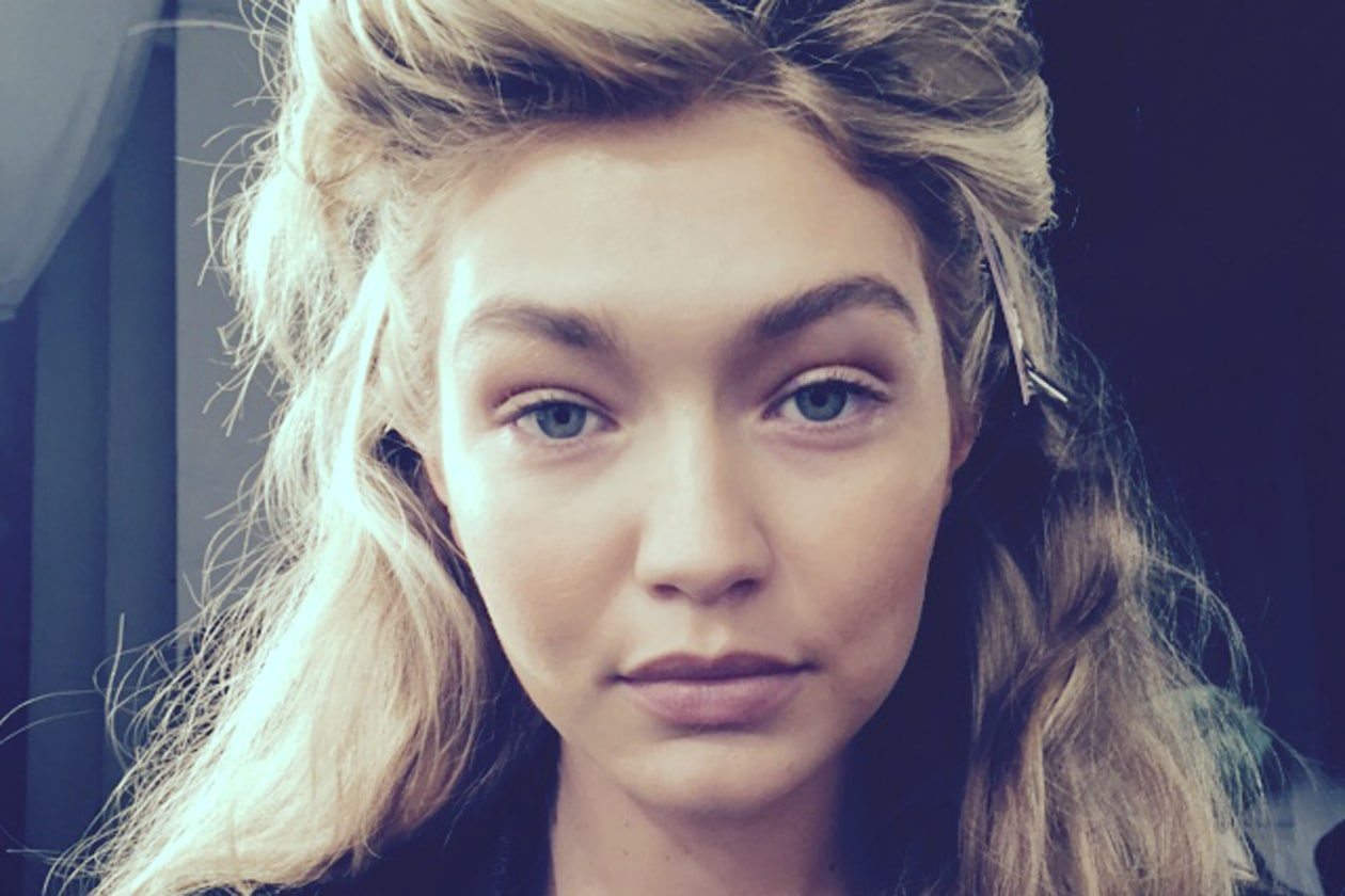 Moschino Autunno/Inverno 2015-16: il backstage beauty&hair