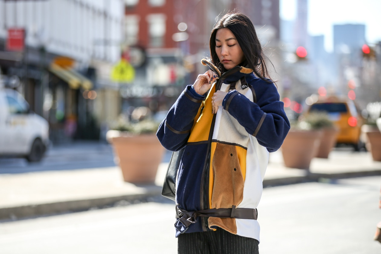 #NYFW: Look of the day