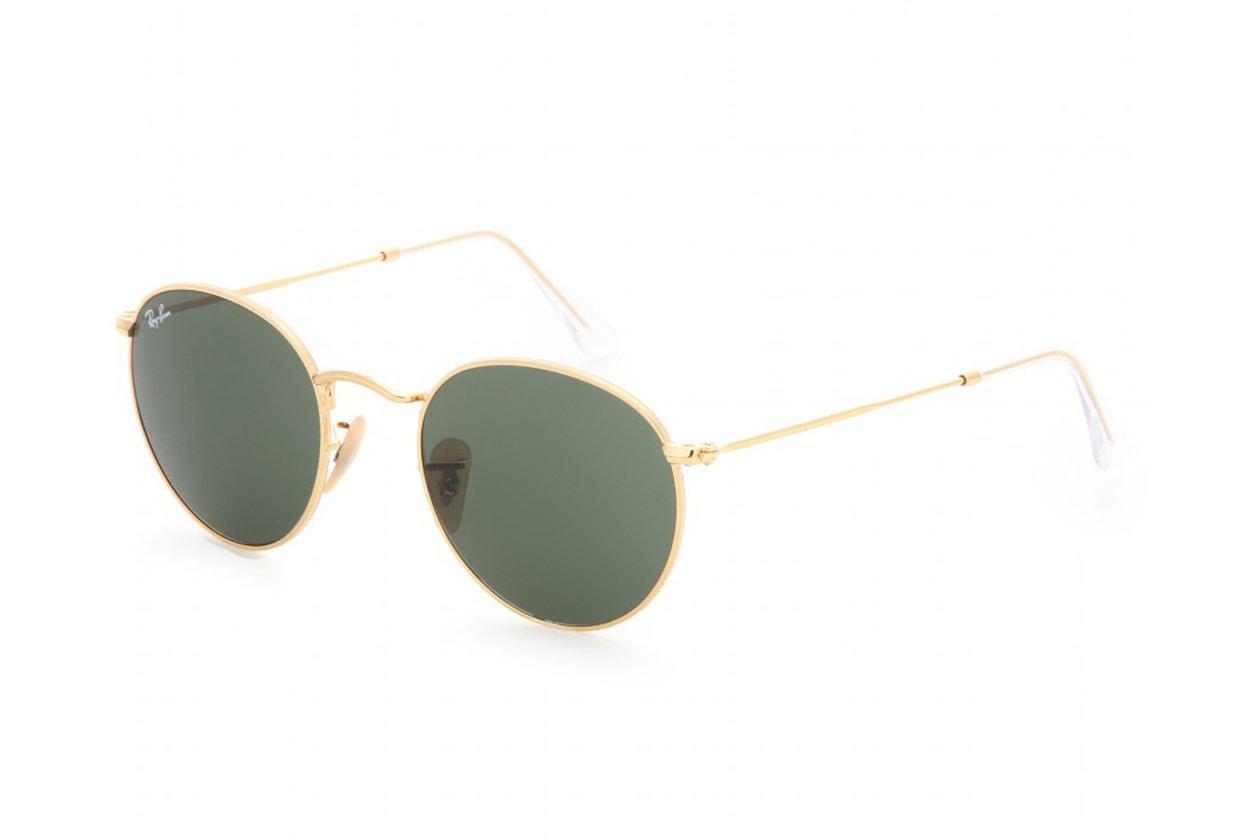 occhiali ray ban da sole a goccia