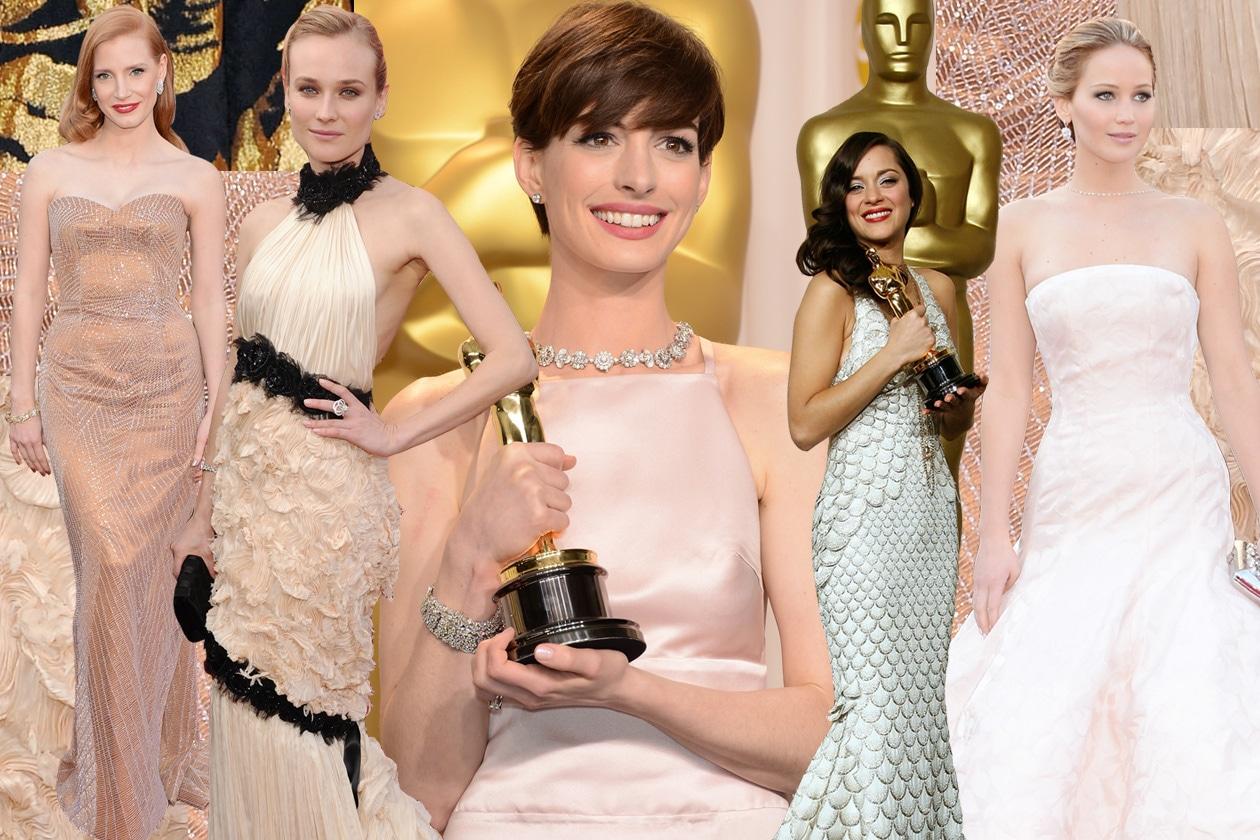 OSCAR: tutti i designer che hanno vestito le star