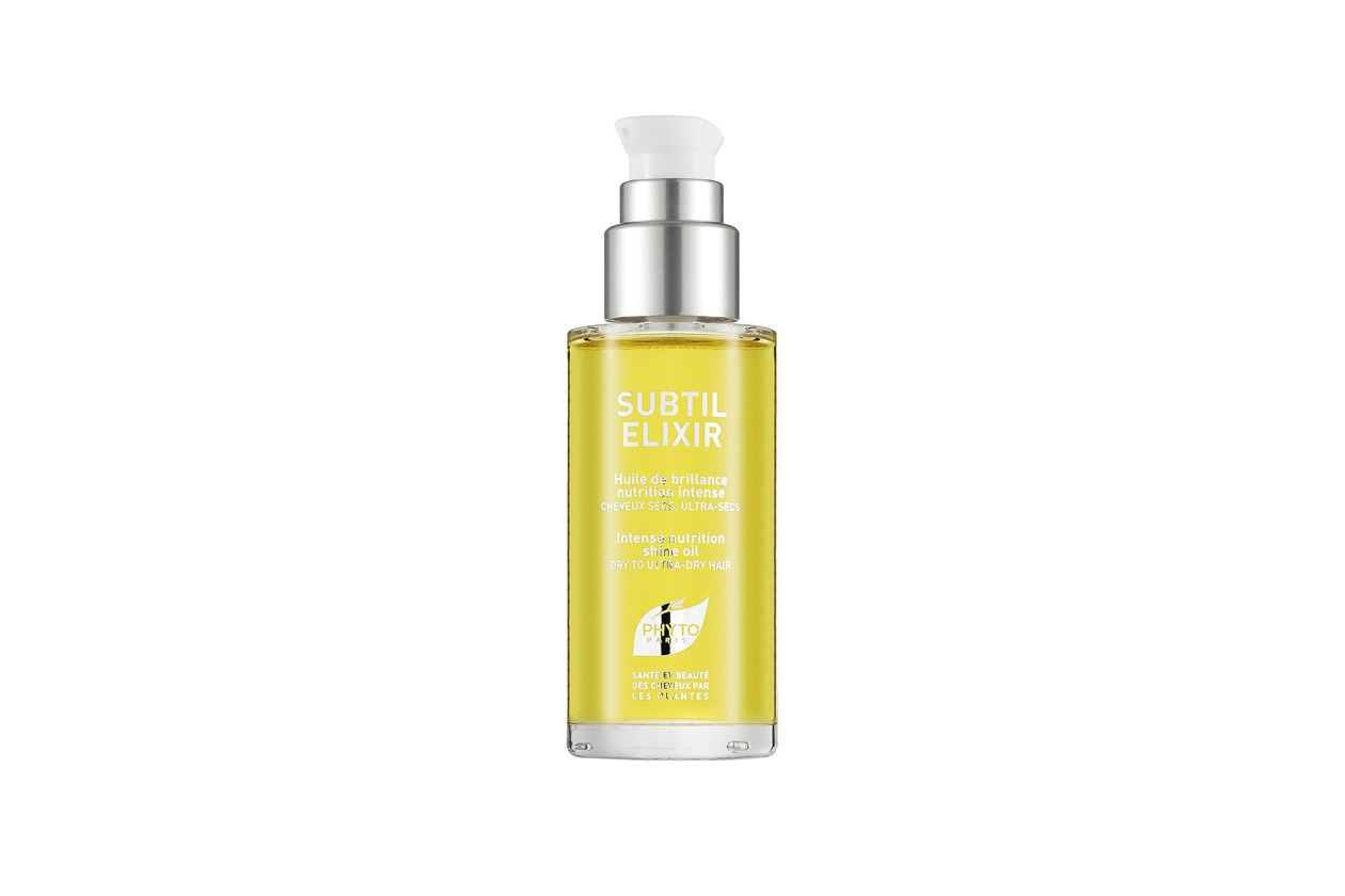 Olio impacco pre-shampoo capelli secchi: PHYTO SUBTIL ELIXIR