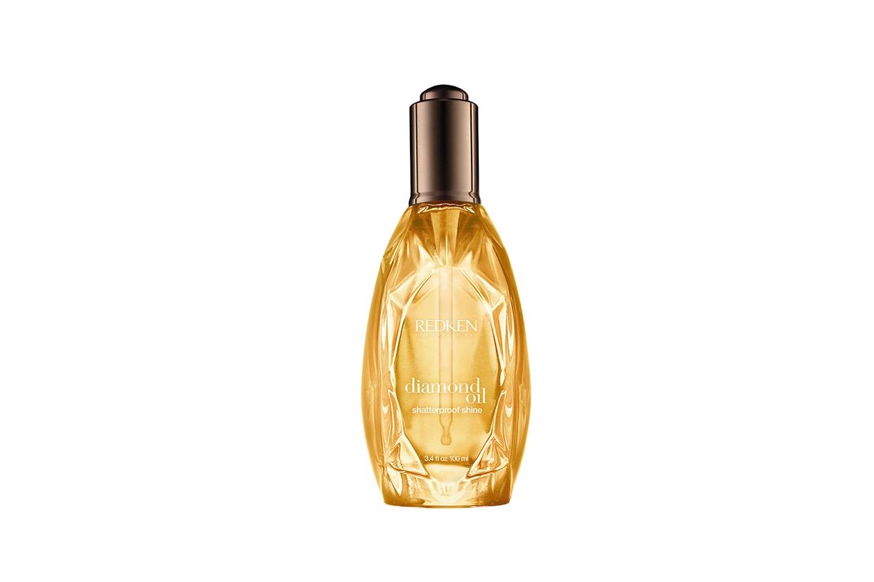 Olio impacco pre-shampoo capelli secchi: Redken Diamond Oil Shatterproof Shine