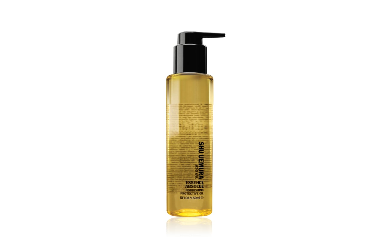 Olio impacco pre-shampoo capelli secchi: Shu Uemura Essence Absolue