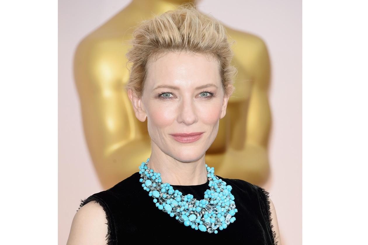 Oscar 2015 Miglior beauty look bonne mine: Cate Blanchett