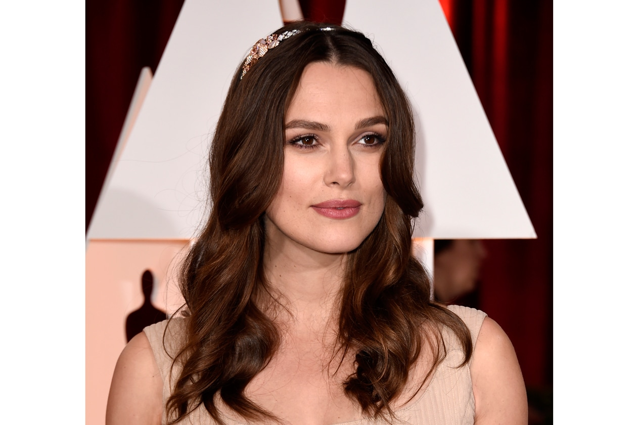 Oscar 2015 Miglior beauty look retrò: Keira Knightley