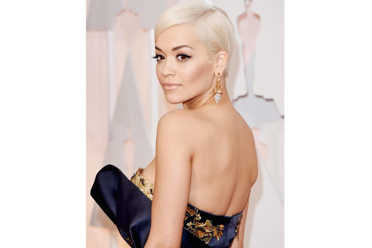 Oscar 2015 Miglior bionda platinata: Rita Ora