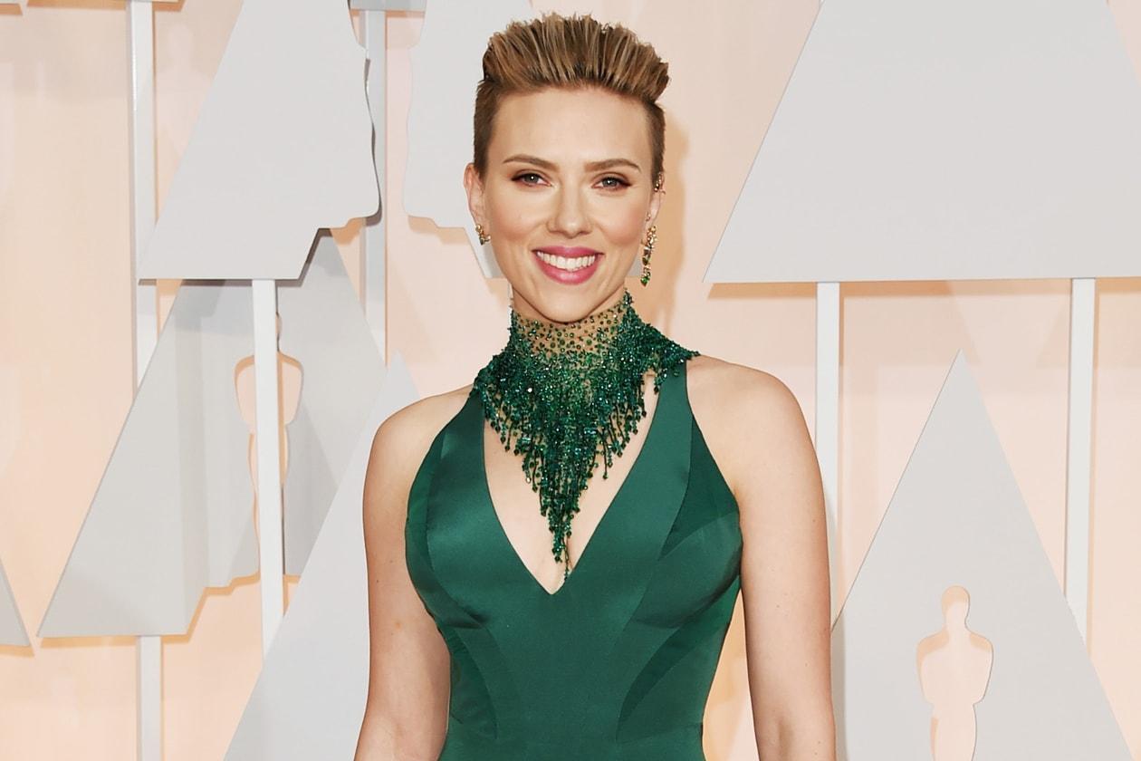 Oscar 2015 Miglior ciuffo: Scarlett Johansson