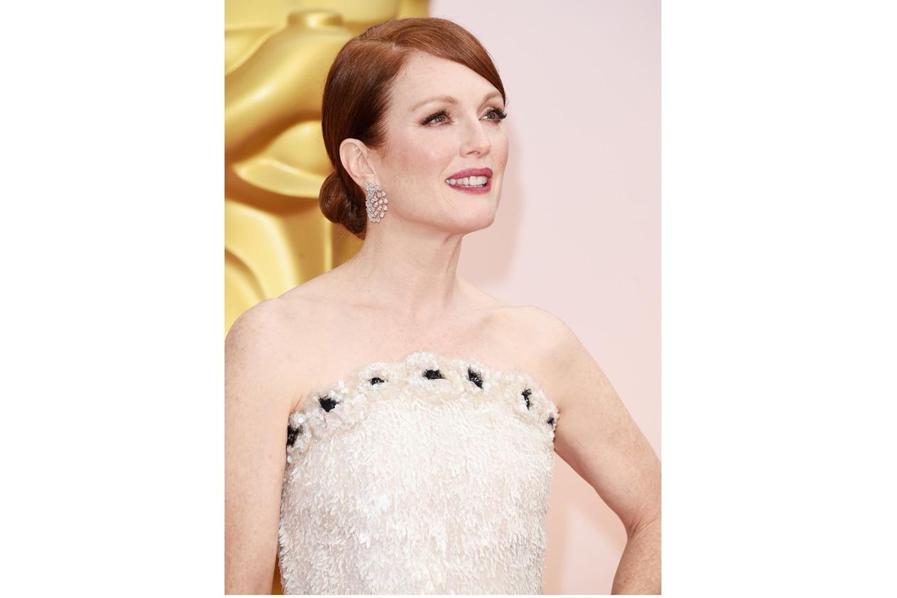 Oscar 2015 Miglior rossetto marsala: Julianne Moore