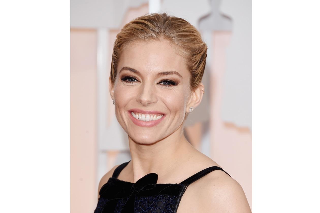 Oscar 2015 Miglior smokey eyes: Sienna Miller