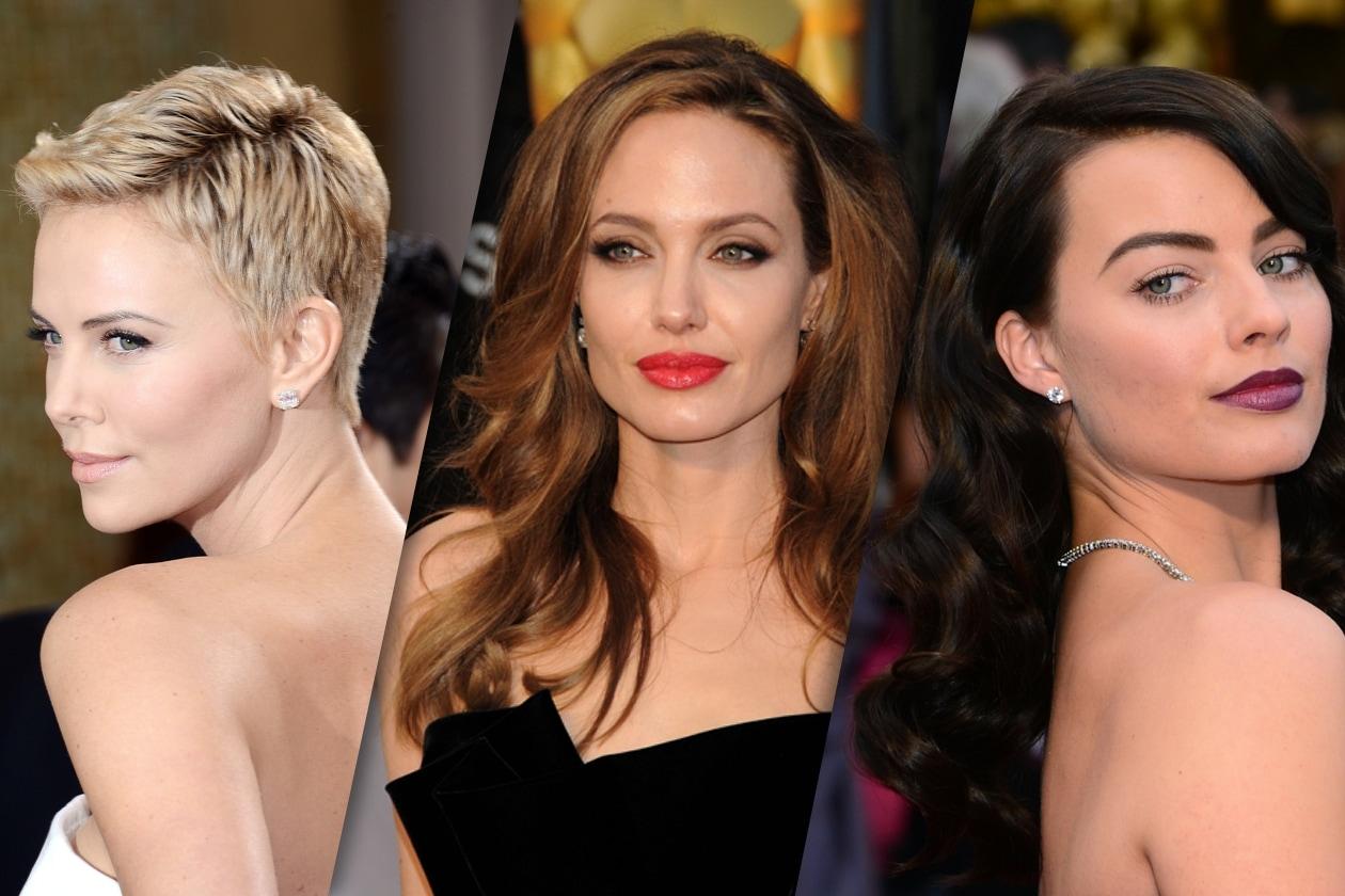 Oscar: i beauty look più belli degli ultimi anni