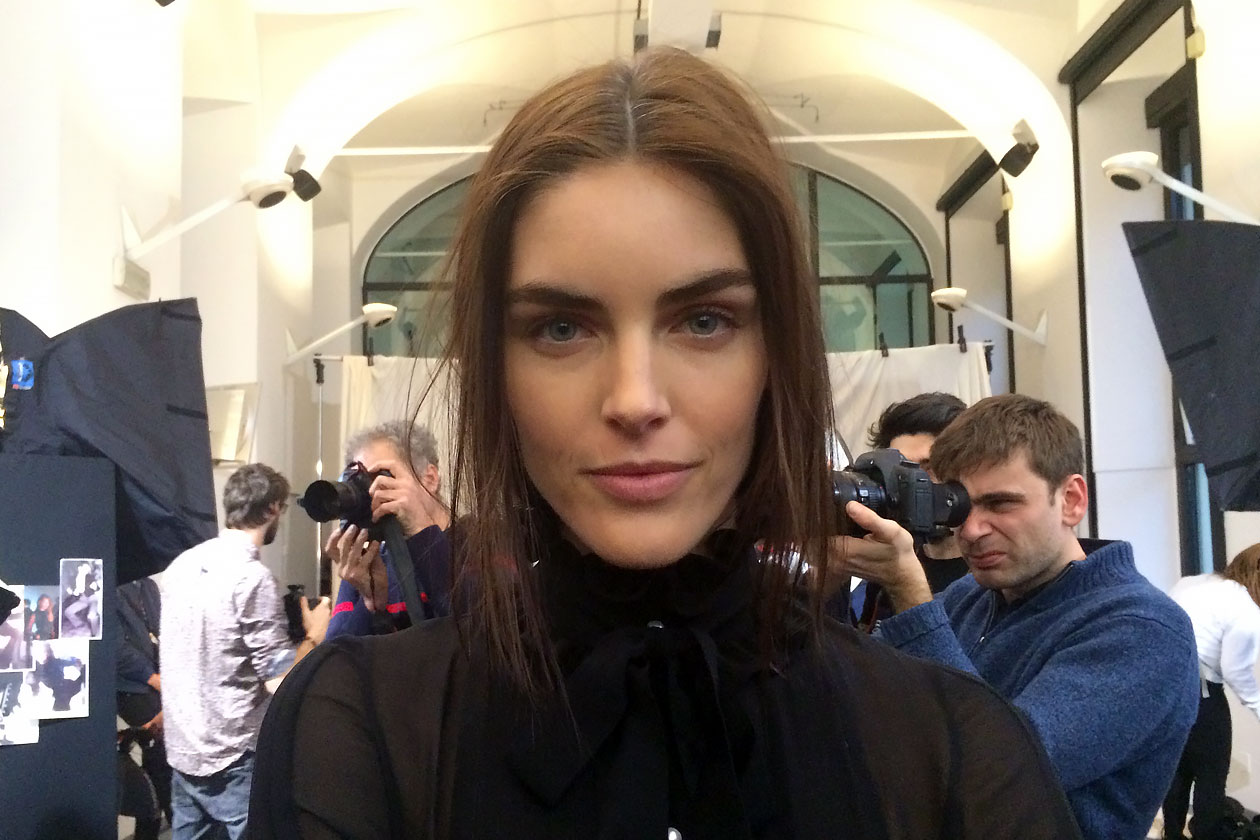 PHILOSOPHY BY LORENZO SERAFINI AUTUNNO/INVERNO 2015-16: IL BEAUTY LOOK