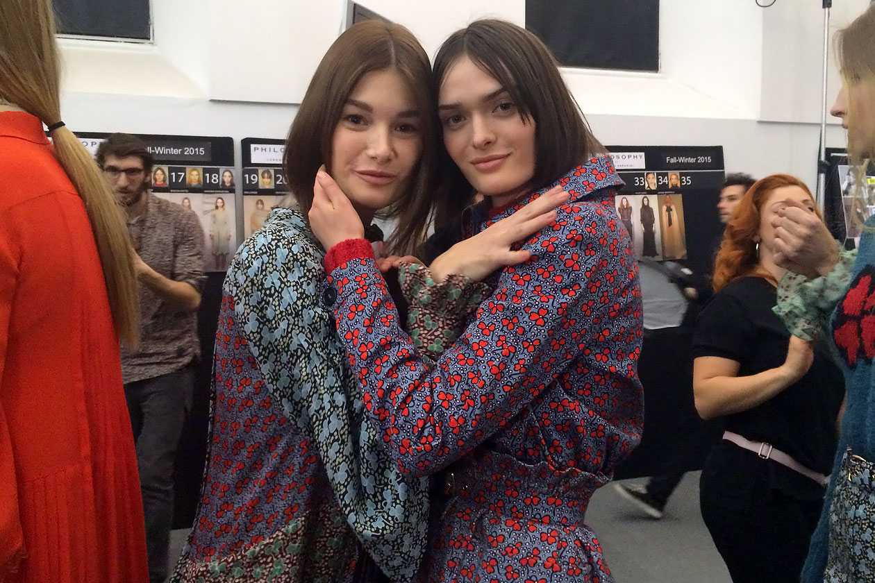 PHILOSOPHY BY LORENZO SERAFINI AUTUNNO/INVERNO 2015-16: LOVELY KITTenS