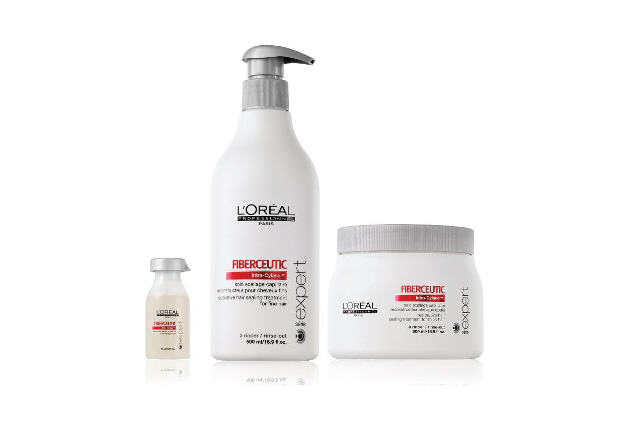 Prodotti per capelli fini e sfibrati: L'Oréal Professionnel Fiberceutic